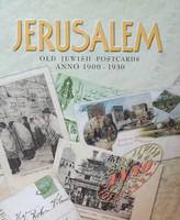 JERUSALEM  - OLD JEWISH POSTCARDS - ANNO  1900 - 1930  -  JUDAIKA