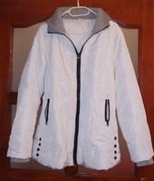 ÚJ - Elegáns pille könnyű vatelin béléses dzseki XL-es