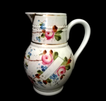 Beautiful hand painted altrohlau jug