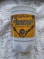 Zsolnay gyűjtői csésze pannon aranya