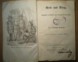 W.M.Thackeray  Rose und Ring 1855