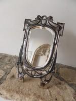 Art deco ón asztali tükör