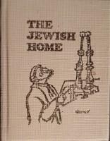 THE JEWISH HOME - SZÁMOZOTT MINIKÖNYV  -  JUDAIKA