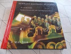 WW2,Német ,Arvéresi katalog Herman,400 oldal
