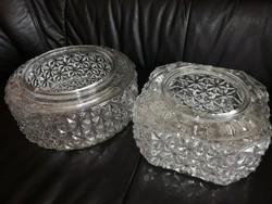Retro bütykös üveg lámpabúrák