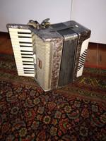 TIMIS antik tangó ? harmónika, antique harmonica, instrument