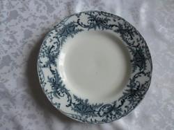 Nagyon régi ritka jelzésű angol CAULDON porcelán kistányér RITKA DARAB!!!