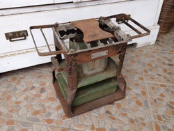 Régi petróleumos Paladdin tűzhely vintage petróleum spiritusz kályha főző