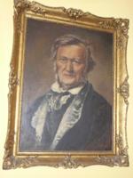 Wagner portré másolata
