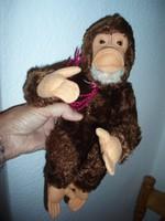 Régi Steiff játék majmocska