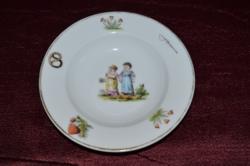 Gyerek mély tányér 01  ( DBZ 00129 )