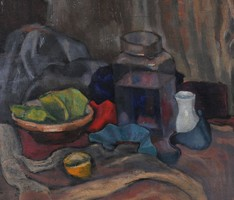 Farkas György (1911-1995): Asztali csendélet