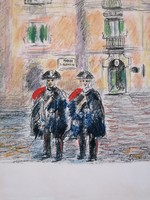 Michele Cascella - Olasz híres