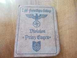 "7.SS-Freiwilligen Gebirgs Division ""Prinz Eugen"""