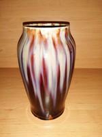 Antik Gránit váza  20 cm (3/d)