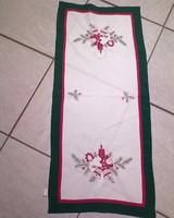 Karácsonyi teritő (futó) 84x36 cm