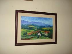Raposka, Balaton, Szentgyörgy hegy lábánál