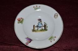 Gyerek mély tányér 03  ( DBZ 00129 )