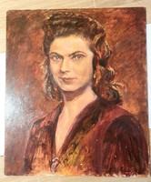 Glatz Oszkár portré !