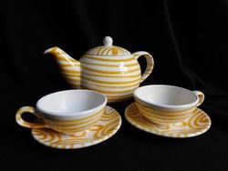 Gmundeni két személyes teás készlet
