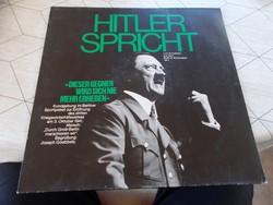 WW2,Hitler sprecht,lemez,1941