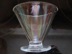 Bormioli retro fagyis kehely, koktélos pohár