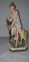 Elchwald pastorale figurák