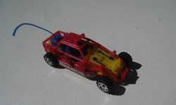 Matchbox 1998 Dune Buggy Sand Rail kisautó