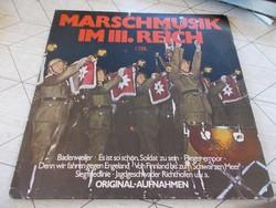 WW2,Lemez,Marschmusik im 3.Reich
