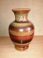 Ritka antik Gránit váza  26,5 cm (1/d)