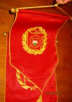 Szocialista relikvia brigád zászló