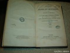 Ponts et chaussées-1842