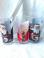 3 db Coca Colás 2 dl-es pohár