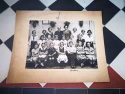 Iskolai csoportkép