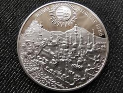 Buda visszafoglalásának 300. évfordulója .900 ezüst 500 Forint 1986 BP PP (id34800)