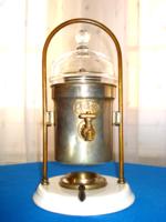 Antik, bécsi kávéfőző a monarchia idejéből  (1880-1910)