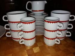 Alföldi uniszett kávés és teás