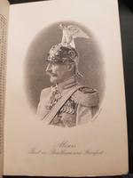 Hof-kalender (1913) Ulrich Moser Graz könyvesbolt