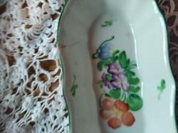 Tertia sérült tányér