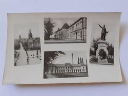 Régi képeslap 1960 körül Kiskunfélegyháza