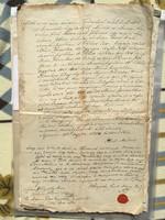 Nemes Komjáthy János Mérnök/1834-1900- ig/Dokumentumai ,levelezései!19 db Összesen!!!