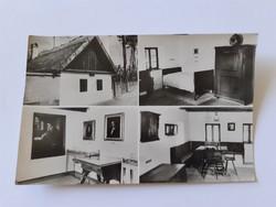 Régi képeslap 1961 Kiskőrös Petőfi Múzeum