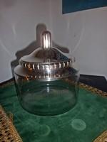 S17-12 ezüst bonbonier,cukorkatartó