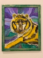 Víz Tigris, a kínai horoszkóp egyik legerősebb jegye