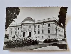 Régi képeslap 1962 Debrecen Déri múzeum