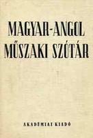 Magyar-angol műszaki szótár
