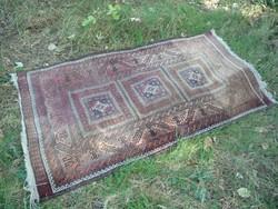 Afgán Baluch szőnyeg.
