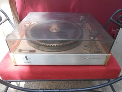 Philips 202 retro lemezjátszó