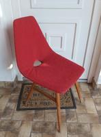 Retro Erika párnás szék, nosztalgia szék