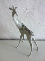 Aquincumi porcelán Zsiráf